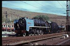 35mm slide SAR South African Railways 2918 Touwsrivier South Africa 1980original