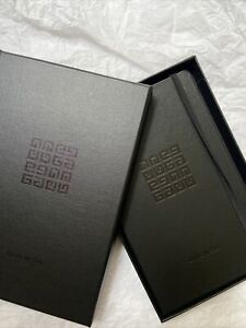 Givenchy Paris Notebook NEW Boxed