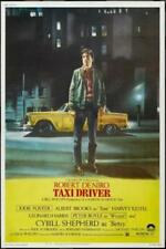 Taxi Driver Poster//Taxi Driver  Movie Poster//Movie Poster//Poster Reprint