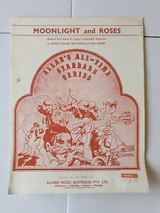 Moonlight and Roses - Allan's All - Time Standard Series - Sheet Music