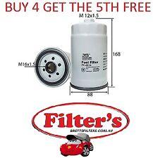 FUEL FILTER FOR FIAT DUCATO 2.8L JTD TURBO DIESEL 2002 - ON