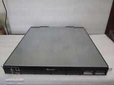 Lot of 2 QLogic SANbox 5600 5602 16-Port Fibre Channel Switch ,2 AC