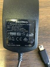 BlackBerry PSM05R-050CHW Charger AC Adapter, PN ASY-07559-001, Genuine OEM