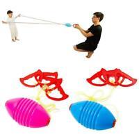 Fun Child Games For Kids Boys Girls Family Patio Game Zoom Zip Ball Toss Ki Y0K0