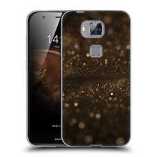 Fundas y carcasas Huawei color principal oro para teléfonos móviles y PDAs