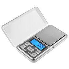 200g x 0.01g Mini Digital Scale Jewelry Pocket Balance Weight Gram LCD #CA
