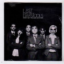 (FY728) Last of the Barstools, Don't Let The Bad Guys Win - 2014 sealed DJ CD