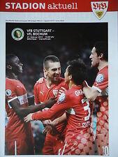 Programm Pokal 2012/13 VfB Stuttgart - VfL Bochum