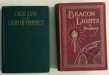W.A. Spicer, SDA, Our Day in the Light of Prophecy and BEACON LIGHTS of PROPHECY