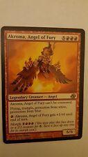 1x AKROMA, ANGEL OF FURY - Planar Chaos/M25 - MTG - NM - Magic the Gathering
