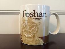 Starbucks Foshan China Global Icon Collector Series City Mug 16 fl oz- Brand New