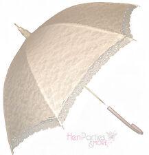 Vittoriano Pizzo Avorio Matrimonio Sposa Damigella D'onore Corse ombrello o parasole