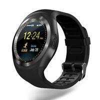 Bluetooth Smart Watch Phone Mate Waterproof For Android IOS iPhone Samsung LG