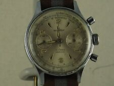 Vintage Winton Landeron 149 2 Register Chronograph