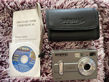 ARGUS  QC3195 4 IN 1 Digital Camera 3.2 MP 4x Digital Zoom