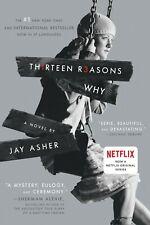 Thirteen Reasons Why by Jay Asher (2011, Digitaldown)