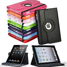 Pelle Rotante A 360 Cover custodia per Apple iPad 9.7, Mini 4 3 2 Air 2 1