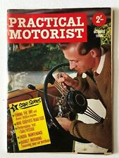 Practical Motorist Magazine Oct 1964
