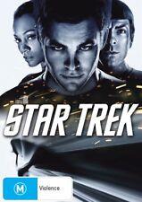 STAR TREK XI 2009 Movie 11 : NEW DVD : Chris Pine