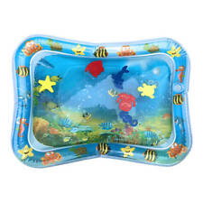 Inflatable Water Play Mat Infants Baby Toddlers Kid Perfect Fun Tummy Time Play
