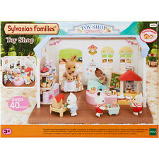 Sylvanian Families Toy Shop NEW