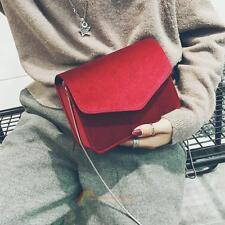 Fashion Women Clutch Chain Bag Small Shoulder Bag Crossbody Messenger Handbag