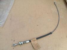 FIAT 600 1° PRIMA SERIE / CAVO CORDA FUNE COMANDO FRENO A MANO / handbrake cable