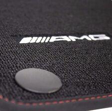 Genuine Mercedes Benz AMG Velour Floor Mats 4 Pieces Anthracite W176 A Class LHD