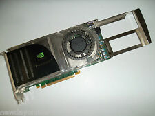 Dell Nvidia Quadro FX 4600 PCIe x16 Graphics Video Card 768MB DVI TV-Out JP111