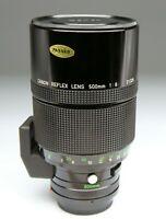 CANON REFLEX LENS FD 500/8