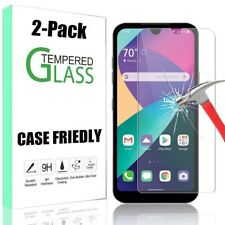 For LG Phoenix 5/Aristo 5/Fortune 3/K8X/ K31 HD Tempered Glass Screen Protector