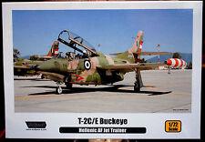 T-2C/E Buckeye Hellenic Griechischer AF Jet Trainer, 1:72, Wolfpack 10009
