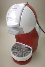 DELONGHI NESCAFE DOLCE GUSTO COFFEE MAKER pod machine – RED & WHITE