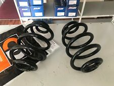 BMW 3 SERIES E46 COUPE CONVERTABLE 99-05 REAR COIL SPRINGS **BRAND NEW OE SPEC**