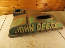 John Deere Unstyled G Radiator Top Tank Casting F450r