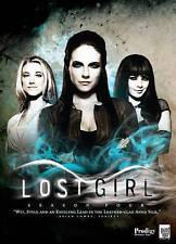 NEW Lost Girl Season Four DVD 5 Disc Set 2014 Anna Silk Ksenia Solo Zoie Palmer