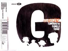 GORILLAZ - Tomorrow Comes Today [Enhanced](CD 2002) 3-Track Maxi-Single EXC
