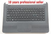 For HP 14-AN 14-AN000 858077-DH1 Keyboard Nordic Finnish Dansk Swedish Top case
