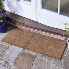 Extra Long Decoir Natural Coir Doormat Indoor Outdoor Door Mat 45x120cm