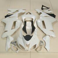 Unpainted Injection ABS Plastic Fairing Bodywork For Ninja ZX6R ZX-6R 2007-2008