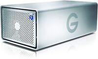 G-Technology 12TB G-RAID with Thunderbolt 3