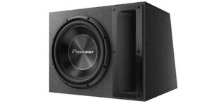 Pioneer 12-inch Pre-loaded Subwoofer System - TS-A300B