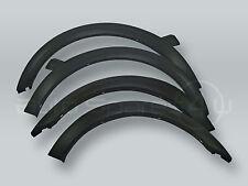 Plastic Fender Flares Trim Covers Set fits 1993-1998 VW Golf MK3 4-DOOR