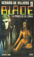 JEFFREY LORD LA PRINCESSE DE ZUNGA   BLADE 11