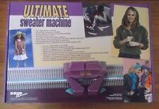 "Bond America Ultimate Sweater Machine Made in the U.S.A ""New other"""