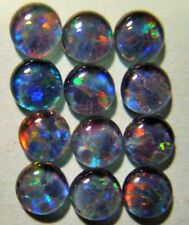 Eye Clean Round Opaque Loose Gemstones