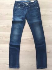 Jean G-STAR RAW Taille W27 L32 = Taille 38 FR Femme Bleu
