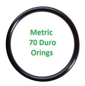 Metric Buna  O-rings 36 x 3.5mm Price for 5 pcs