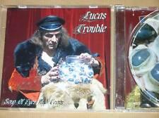 CD RARE / LUCAS TROUBLE / SOUP OF EYES AND TEARS / TRES BON ETAT