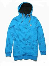 DC Shoes Fleece Hoody (M) Blue